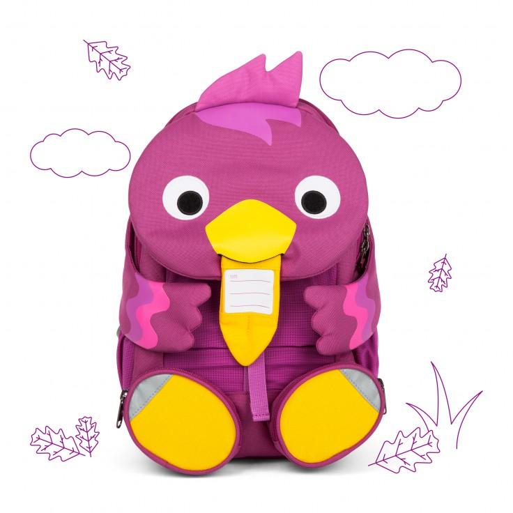 Mochila Bibi Bird 3-5 anos