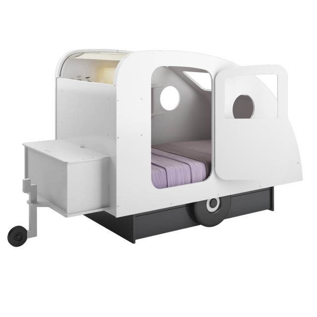 Caravan Bed