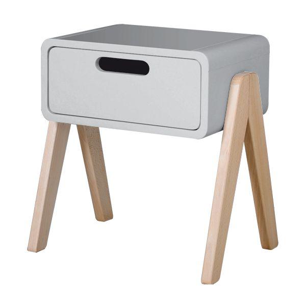 Mesa de cabeceira Robô
