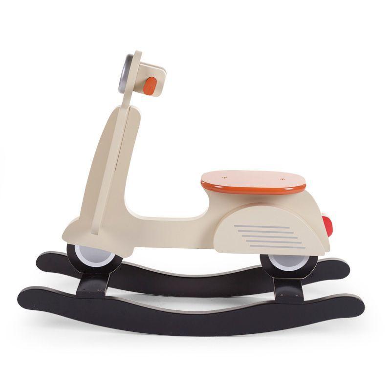 Scooter de Baloiço - Cream