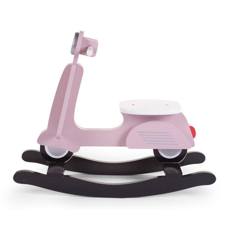 Scooter de Baloiço - Rosa