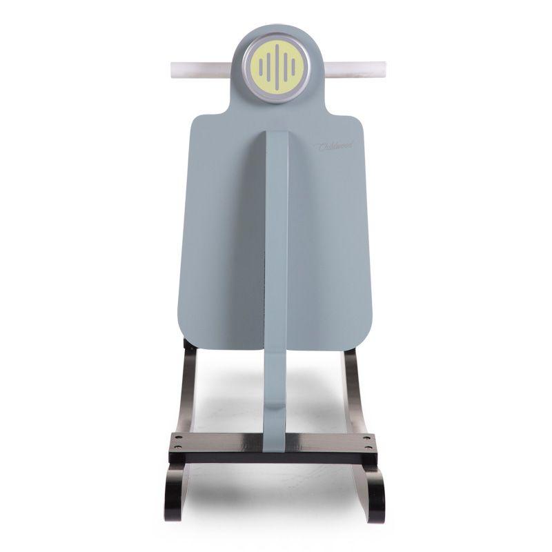 Scooter de Baloiço - Azul