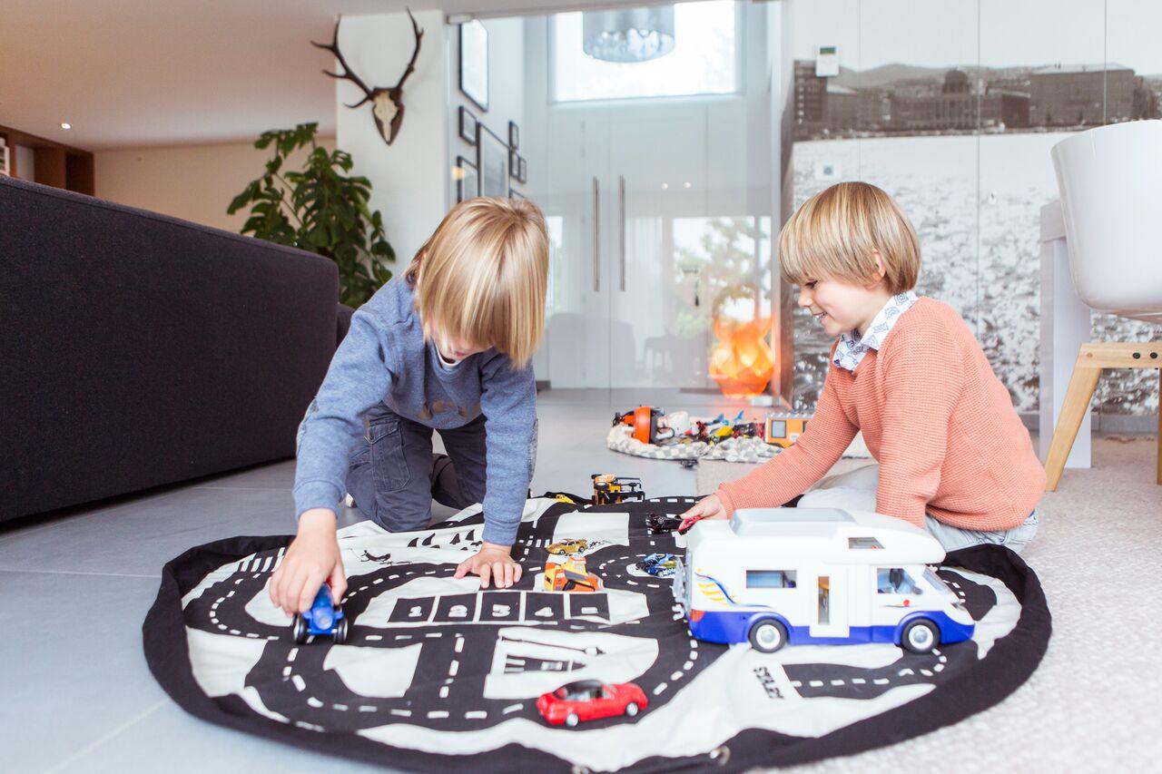 Saco de Brinquedos - Roadmap