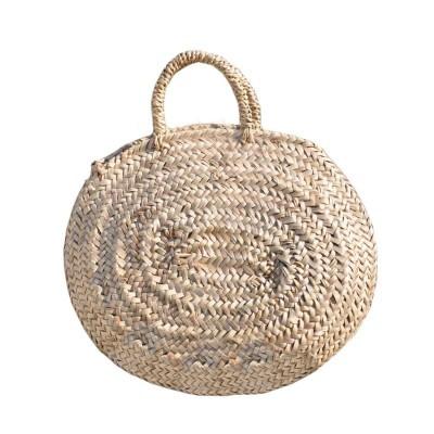 Natural Basket Round