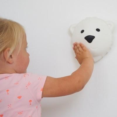 Luz de Parede - Urso Polar