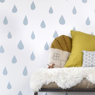 Papel de Parede - Raindrops
