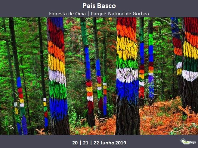 Alojamento Q.Duplo c/MP *2 noites | Autocarro | Guias | Seguro - País Basco