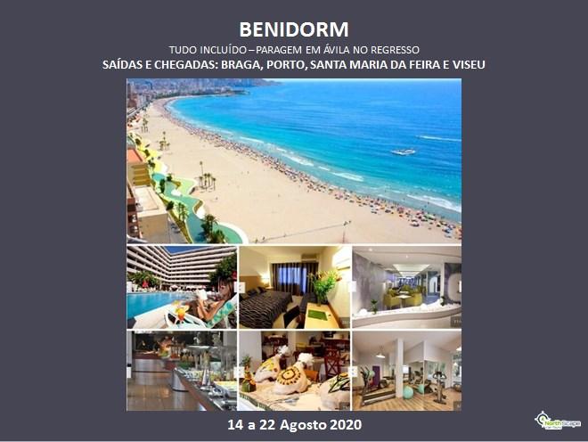 Viagem Autocarro   Hotel Pensão Completa   Seguros - Benidorm