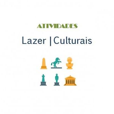 Atividades Lazer/Culturais