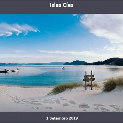 Autocarro | Bilhete Barco | Guias | Seguro - Islas Cíes