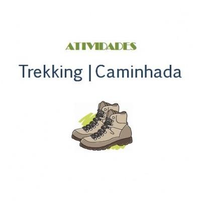Atividades Trekking/Caminhada