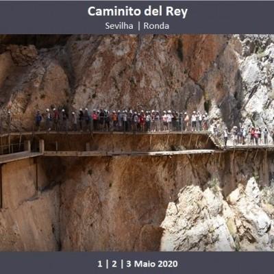 Alojamento Q.Duplo c/MP *2 noites | Autocarro | Bilhete Caminito | Autocarro | Guias | Seguro - Caminito Del Rey
