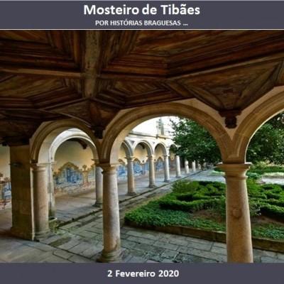 Guia | Seguros | Entrada – Visita guiada ao Mosteiro de Tibães