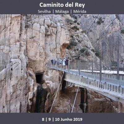 Alojamento Q.Duplo c/MP *2 noites | Autocarro | Bilhete Caminito | Guias | Seguro - Caminito Del Rey