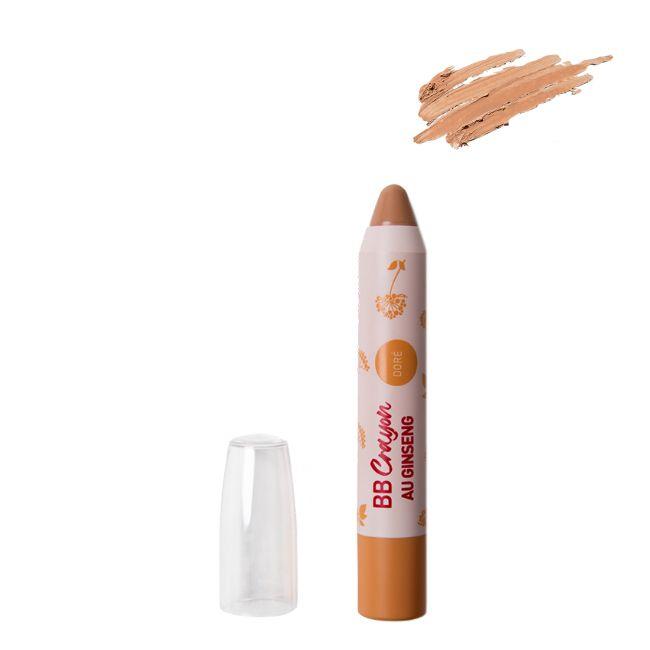 Erborian - BB Crayon Au Gingseng Stick Corretor Tom Doré 3gr