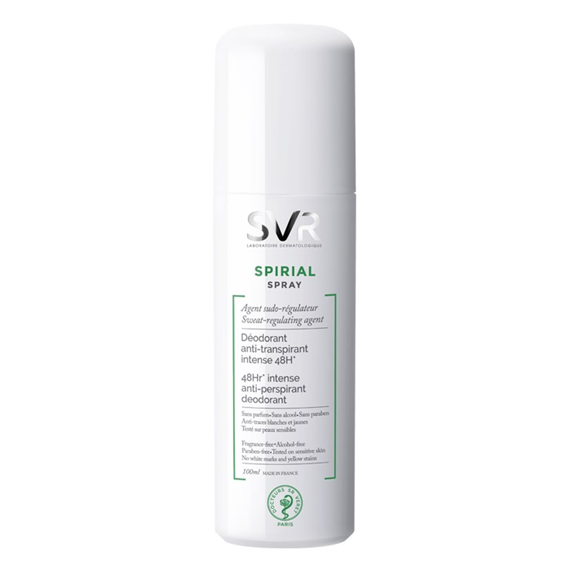 SVR - Spirial Spray Antitranspirante 100ml