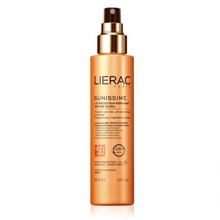 Lierac - Sunissime Leite Protetor Energizante FPS 50 150ml