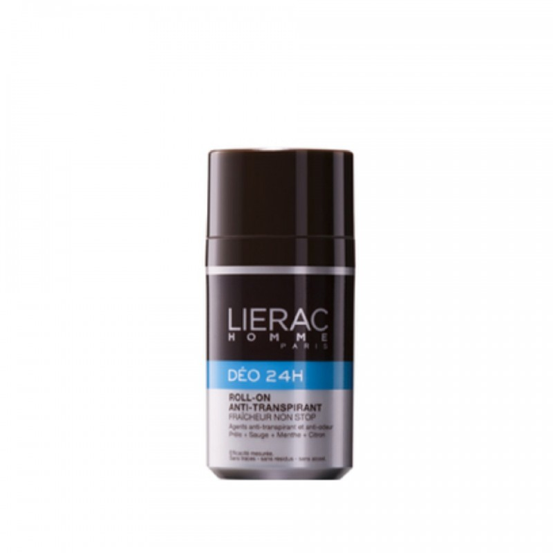 Lierac Homme - Desodorizante Roll-On 24H 50ml