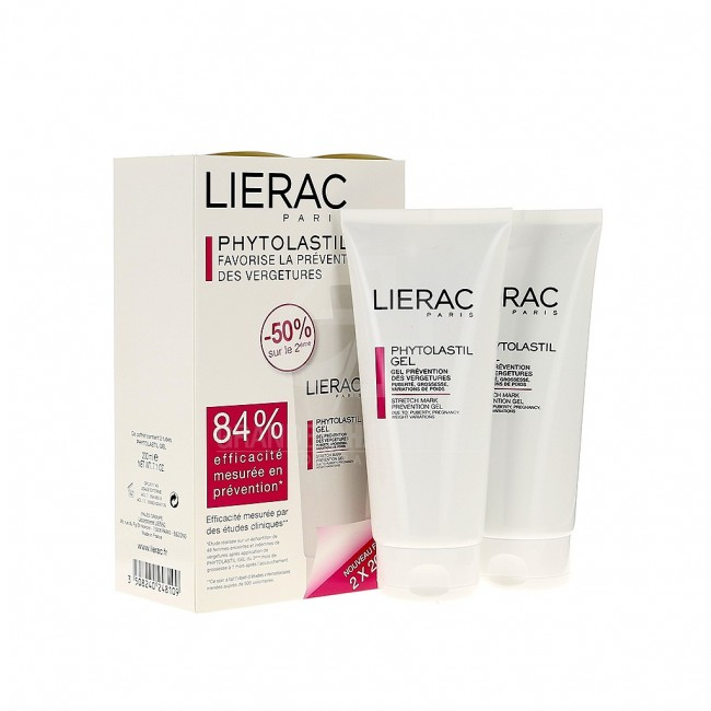 Lierac - Phytolastil Gel Duo 2x200ml