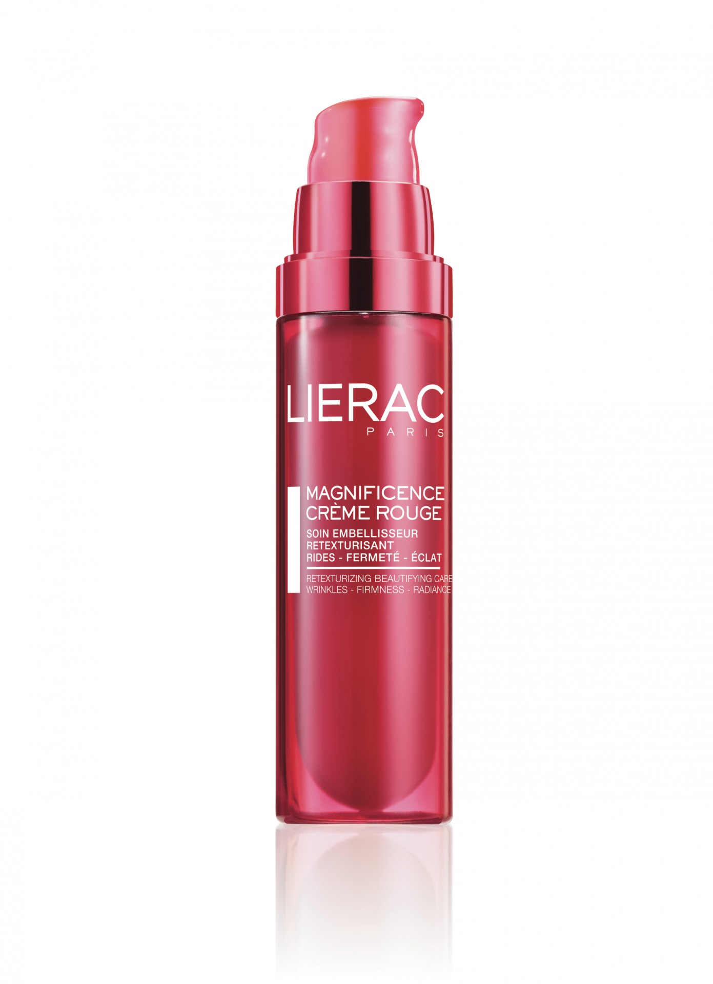 Lierac - Magnificence Creme Rouge 50ml