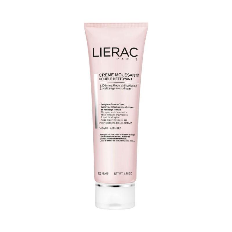 Lierac - Double Nettoyant Creme Mousse 150ml