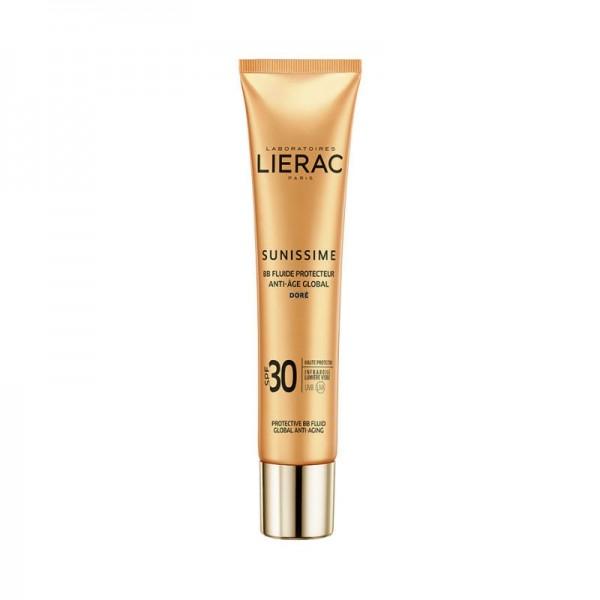 Lierac Sunissime BB Fluído Protector Dourado SPF30 40ml