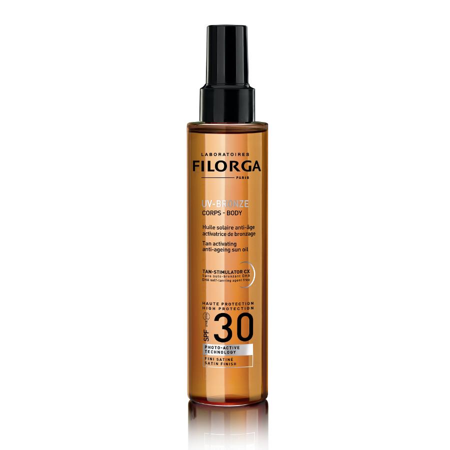 Filorga - UV-Bronze Óleo Solar Anti-Idade SPF30 150ml