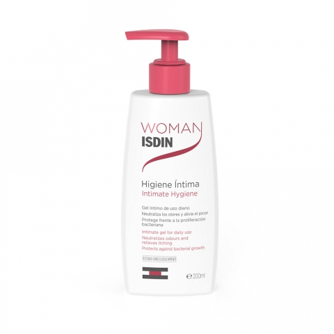 Isdin - Woman Higiene Íntima 200ml