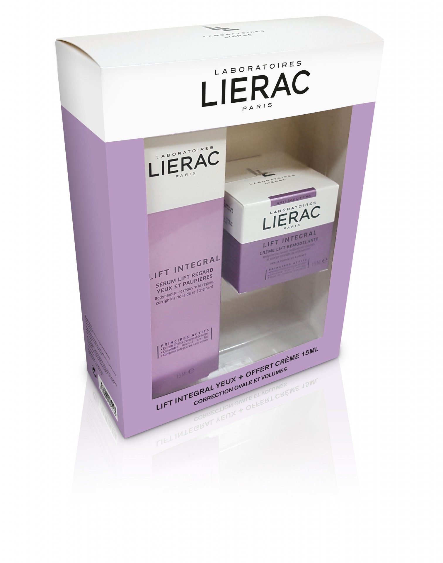 Lierac - Coffret Lift Integral Sérum Tensor Olhos e Pálpebras 15ml