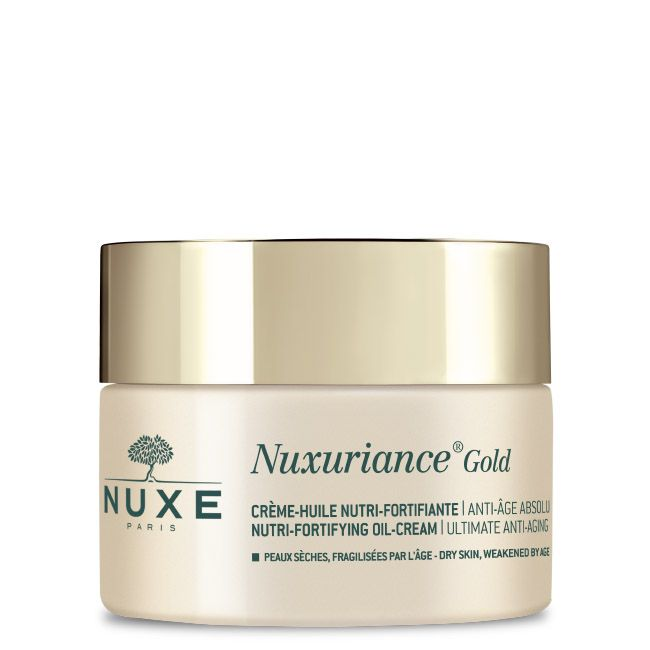 Nuxe Nuxuriance Gold Creme Dia Nutri-Fortificante 50ml