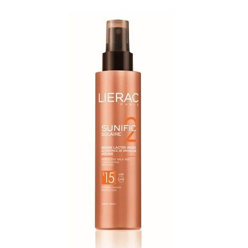 Lierac - Sunific Spray Leite Corporal SPF15 150ml