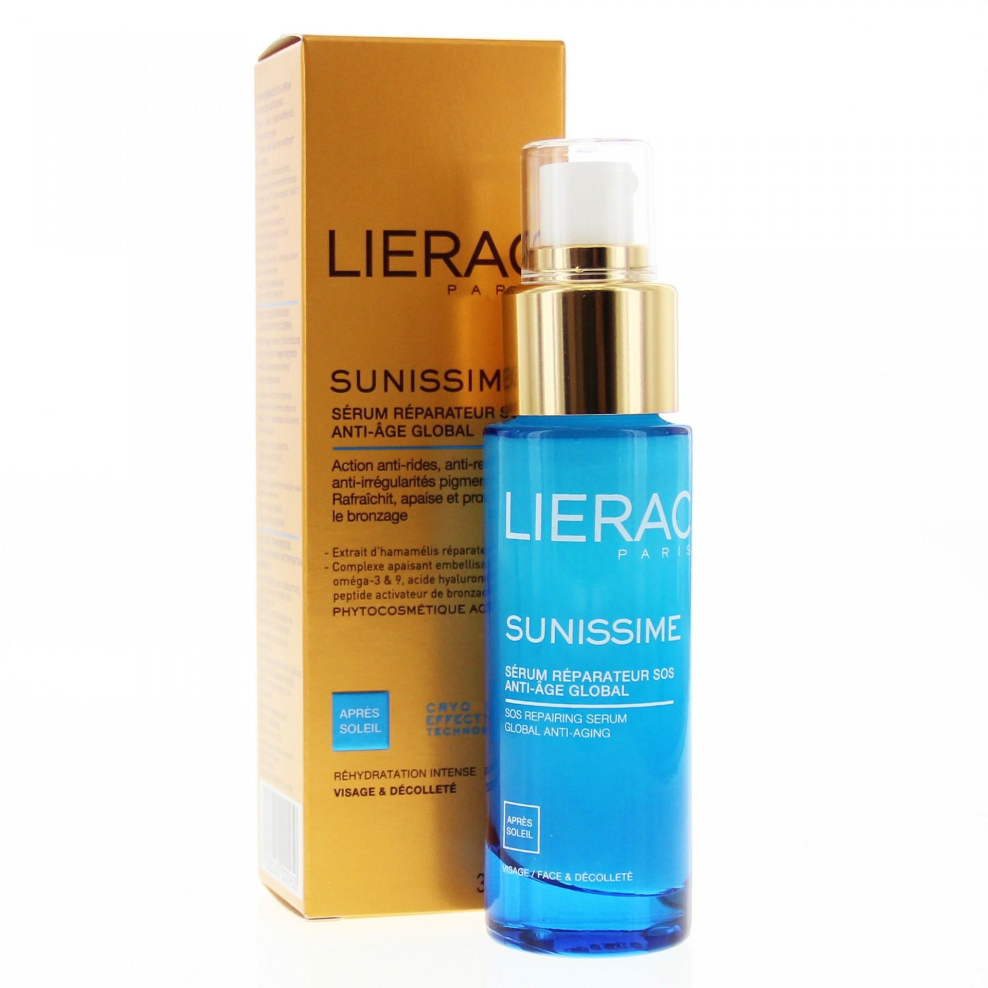 Lierac - Sunissime Serum Reparador Après Soleil 30ml