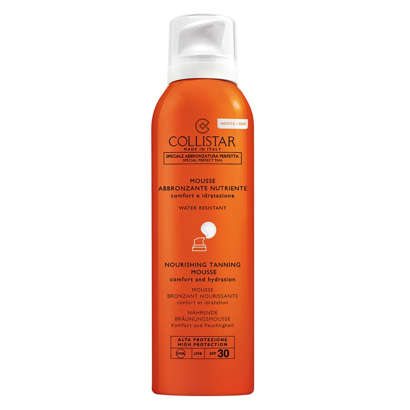 Collistar - Mousse Solar SPF 30 Nutritiva 150ml