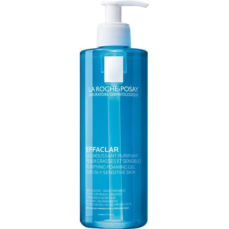 La Roche Posay - Effaclar Gel Mousse Purificante 400ml