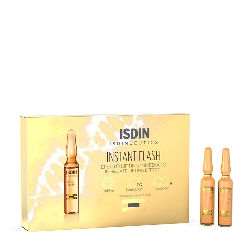 Isdinceutics - Instant Flash Ampolas 5x2ml