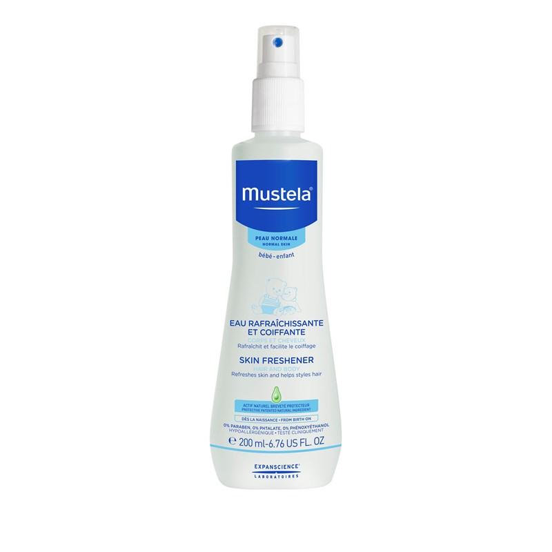 Mustela - Água Refrescante Perfumada 200 ml