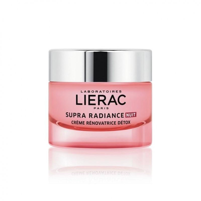 Lierac - Supra Radiance Creme Renovador Detox Noite 50ml