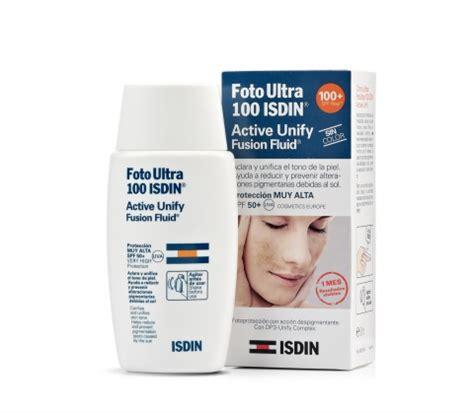 Isdin - Foto Ultra 100 Active Unify FPS 50+ Sem Cor 50ml