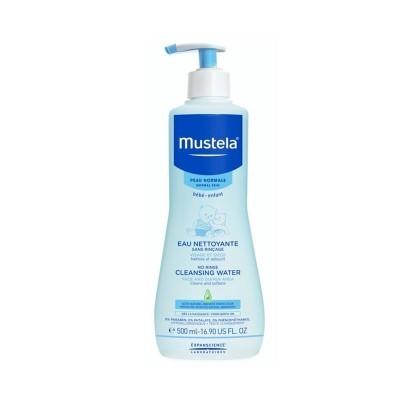 Mustela - Água de Limpeza Sem Enxaguar 500 ml
