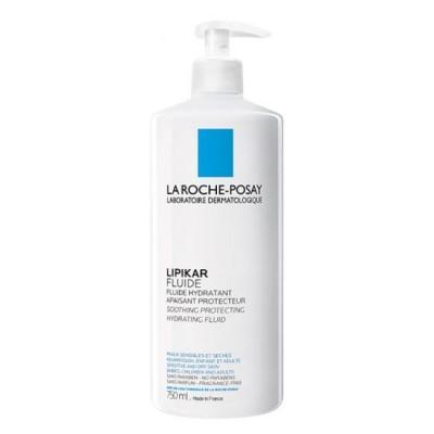La Roche Posay - Lipikar Fluido Hidratante 750ml