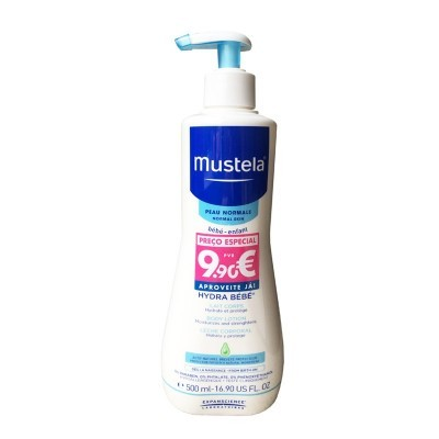 Mustela - Hydra Bebé Corpo 500 ml