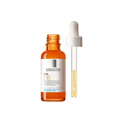 La Roche Posay - Pure Vitamin C Sérum Renovador  Anti-Rugas Anti-Oxidante 30ml