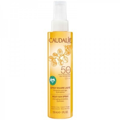 Caudalie - Solaire Spray Solar Lácteo SPF50 150ml