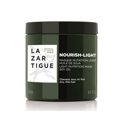Lazartigue - Máscara Nutrção Ligeira Leite de Soja 250ml