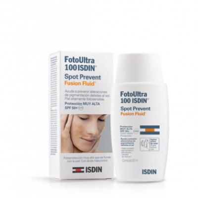 Isdin - Foto Ultra 100 Spot Prevent Fusion Fluid SPF50+ 50ml