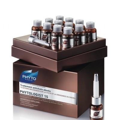 Phyto - Phytologist 15 Ampolas 12x3,5ml