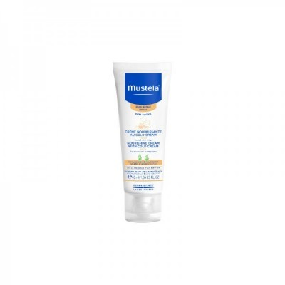 Mustela - Creme Nutritivo com Cold Cream 40ml