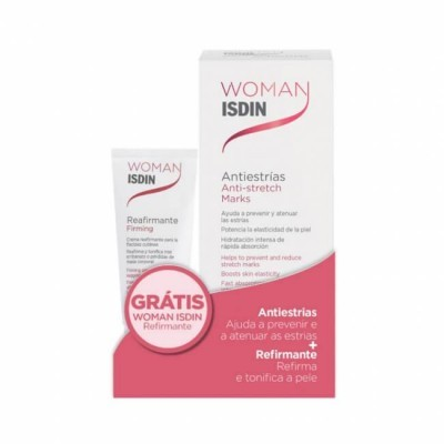 Isdin - Woman Anti-Estrias OFERTA Refirmante 250+30ml