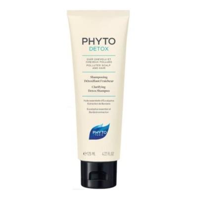 Phyto - Phytodetox Champô Purificante 125ml