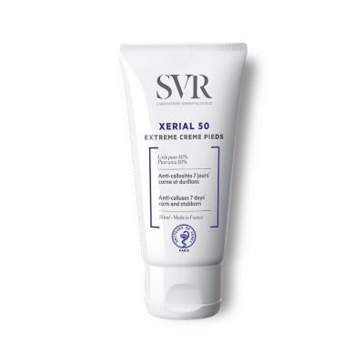 SVR - Xérial 50 Creme Extremo para  Pés 50ml